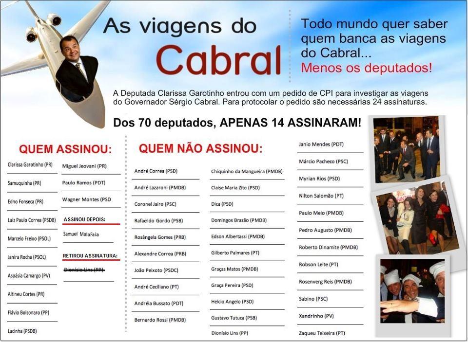 AS VIAGENS DE CABRAL - E NÃO É O PEDRO ALVARES...